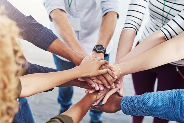 Zusammenhalt-Ausserbetriebliche Ausbildung
