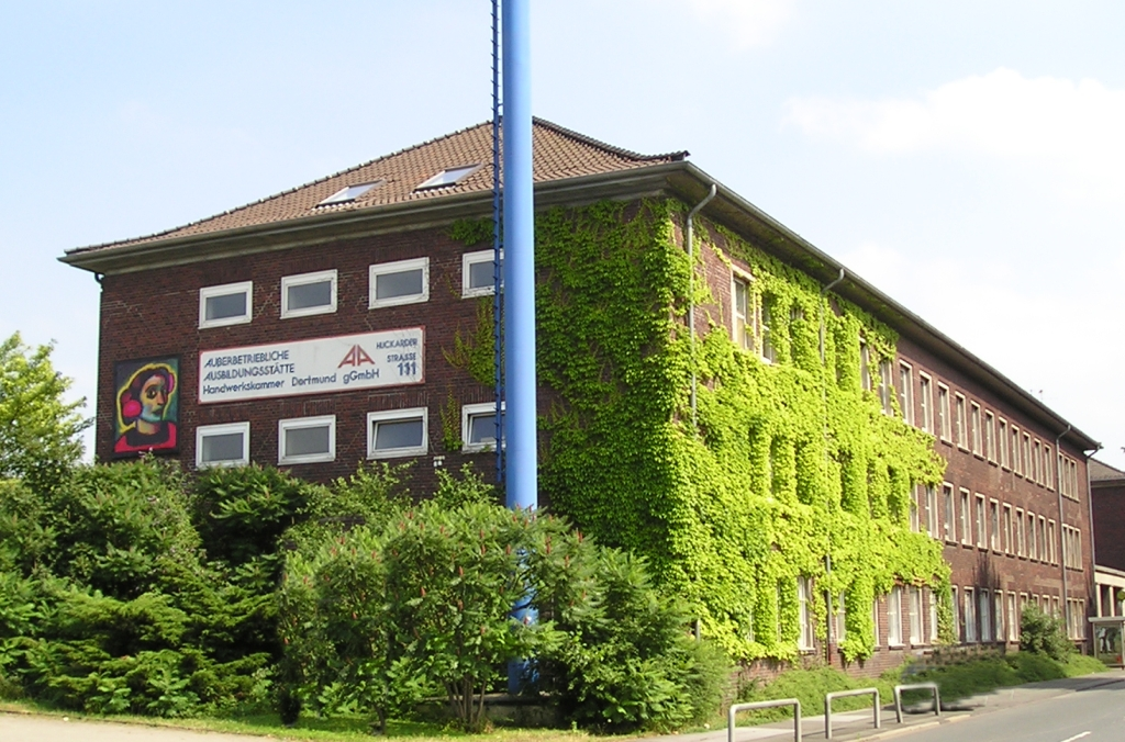 Außerbetriebliche Ausbildungsstätte Dortmund - Gebäude